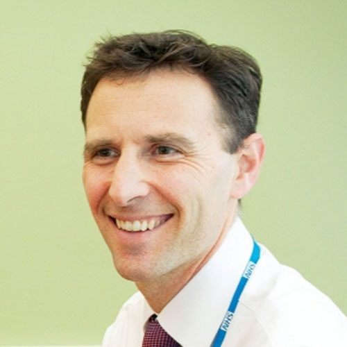Photo of Dr Liam Welsh
