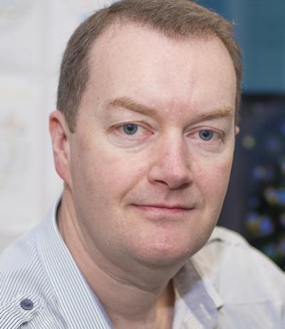Photo of Professor Neil Carragher