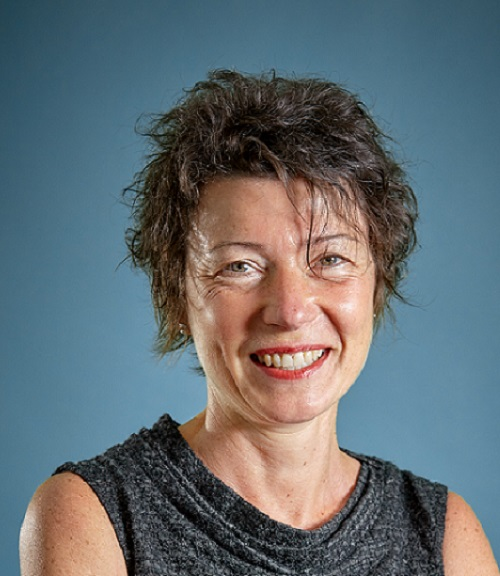 Photo of Professor Simone P. Niclou