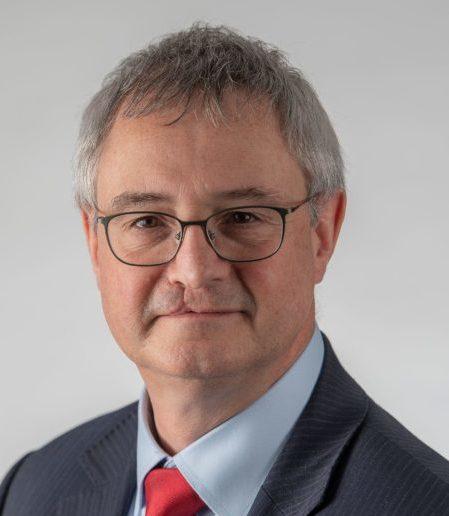 Photo of Professor Colin Watts