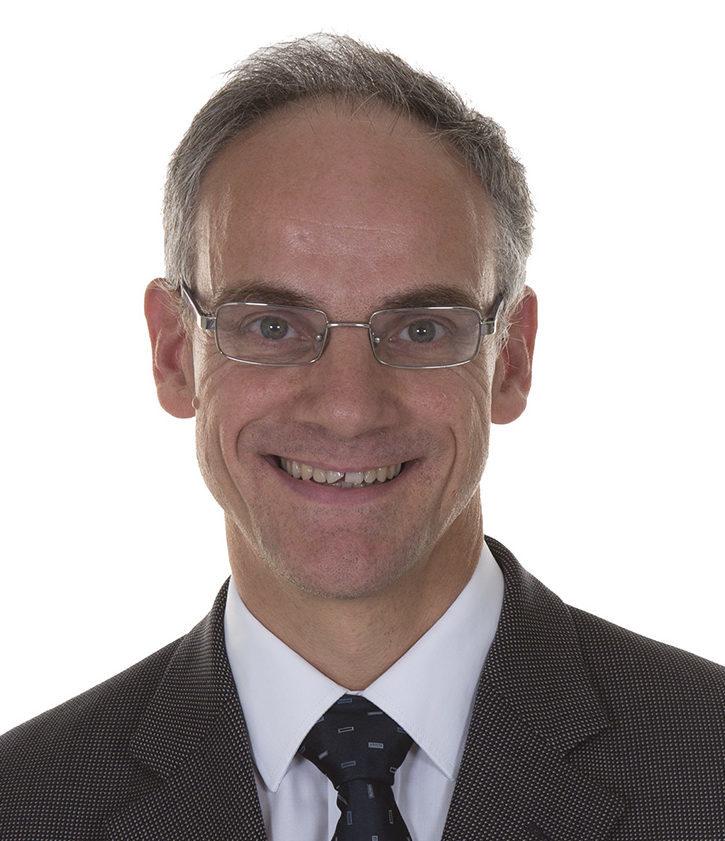 Photo of Professor Andrew Peet