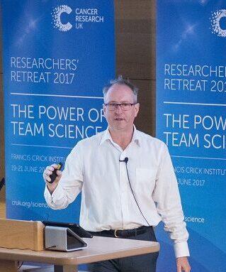 Photo of Professor Gary Middleton